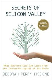 Cover art for SECRETS OF SILICON VALLEY