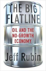 THE BIG FLATLINE by Jeff Rubin