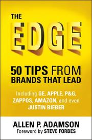 Book Cover for THE EDGE