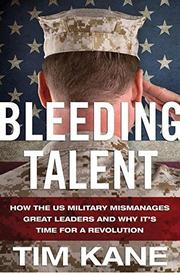 BLEEDING TALENT by Tim Kane