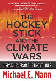 Cover art for THE HOCKEY STICK AND THE CLIMATE WARS