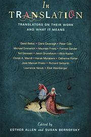 Cover art for IN TRANSLATION
