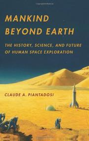 MANKIND BEYOND EARTH by Claude A. Piantadosi