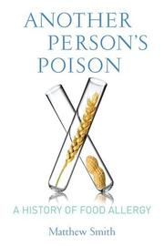 ANOTHER PERSON'S POISON by Matthew Smith