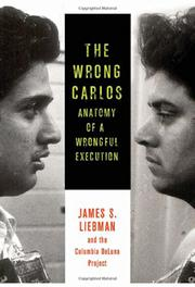 THE WRONG CARLOS by James S. Liebman