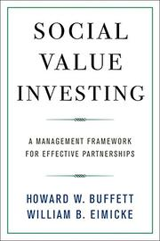SOCIAL VALUE INVESTING by Howard W. Buffett