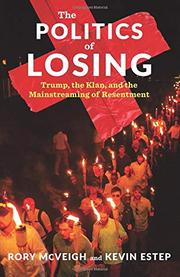 THE POLITICS OF LOSING by Rory McVeigh