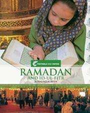 RAMADAN AND ID-UL-FITR by Rosalind Kerven