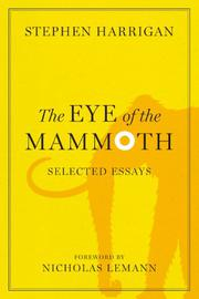 Cover art for THE EYE OF THE MAMMOTH