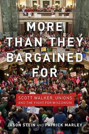 MORE THAN THEY BARGAINED FOR by Jason Stein