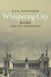 WHISPERING CITY by R.J.B. Bosworth