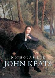 JOHN KEATS by Nicholas Roe