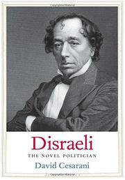 DISRAELI by David Cesarani