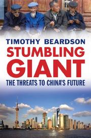 STUMBLING GIANT by Timothy Beardson