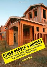 OTHER PEOPLE'S HOUSES by Jennifer Taub