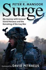 SURGE by Peter R. Mansoor