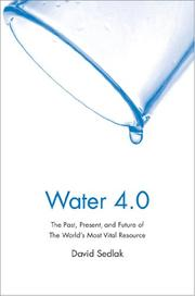 WATER 4.0 by David Sedlak
