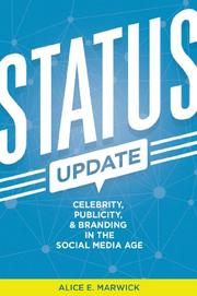 STATUS UPDATE by Alice E. Marwick
