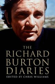 THE RICHARD BURTON DIARIES by Richard Burton