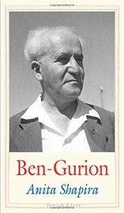 BEN-GURION by Anita Shapira
