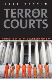 Cover art for THE TERROR COURTS