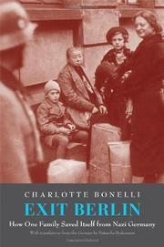 EXIT BERLIN by Charlotte R. Bonelli