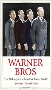 WARNER BROS by David Thomson