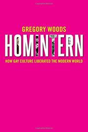 HOMINTERN by Gregory Woods