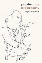 POULENC by Roger Nichols