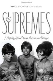 THE SUPREMES by Mark Ribowsky