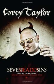 SEVEN DEADLY SINS by Corey Taylor