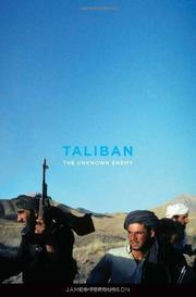 TALIBAN by James Fergusson