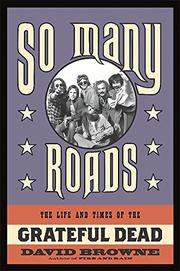 SO MANY ROADS by David Browne