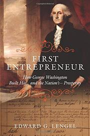 FIRST ENTREPRENEUR by Edward G. Lengel