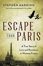 ESCAPE FROM PARIS by Stephen Harding