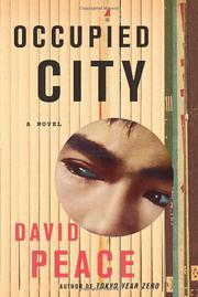 OCCUPIED CITY by David Peace