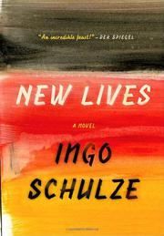 Cover art for NEW LIVES