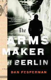 Cover art for THE ARMS MAKER OF BERLIN