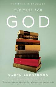 Book Cover for THE CASE FOR GOD