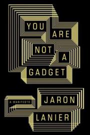 Cover art for YOU ARE NOT A GADGET