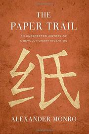 THE PAPER TRAIL by Alexander Monro