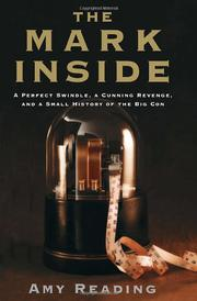 Cover art for THE MARK INSIDE