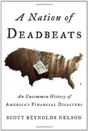 Cover art for A NATION OF DEADBEATS