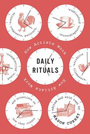 Cover art for DAILY RITUALS