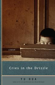 Book Cover for CRIES IN THE DRIZZLE