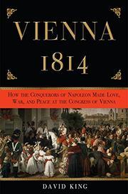 VIENNA, 1814 by David King