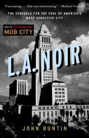 L.A. NOIR by John Buntin