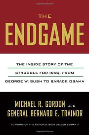 Cover art for THE ENDGAME