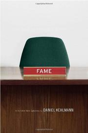 Cover art for FAME