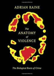 Cover art for THE ANATOMY OF VIOLENCE